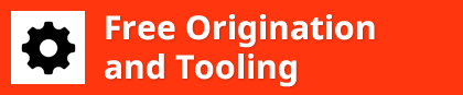 Free Origination and Tooling