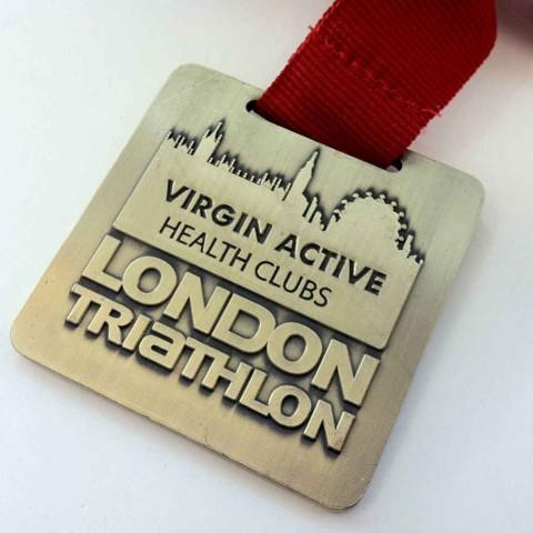 Personalised Die struck medal