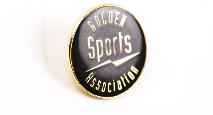 custom association badges, personalised association badges, sports badges
