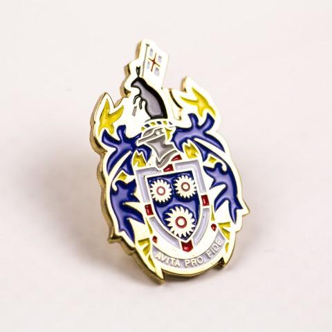 Association Pin Badge F8461