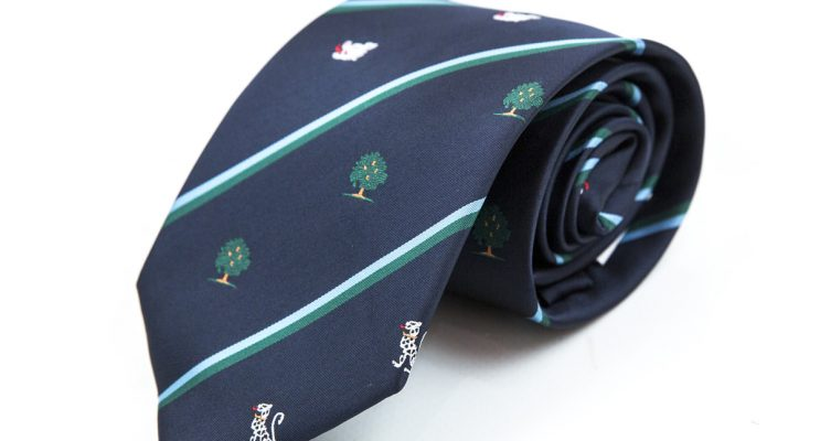 custom association ties, personalised association ties