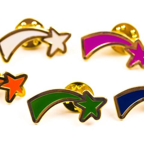 Custom School House Award Badges 8636