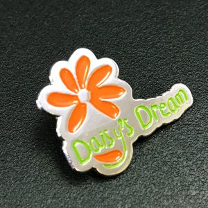 charity pin badge, lapel pin, pingame