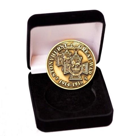 Custom Metal Commemorative Coin 8773