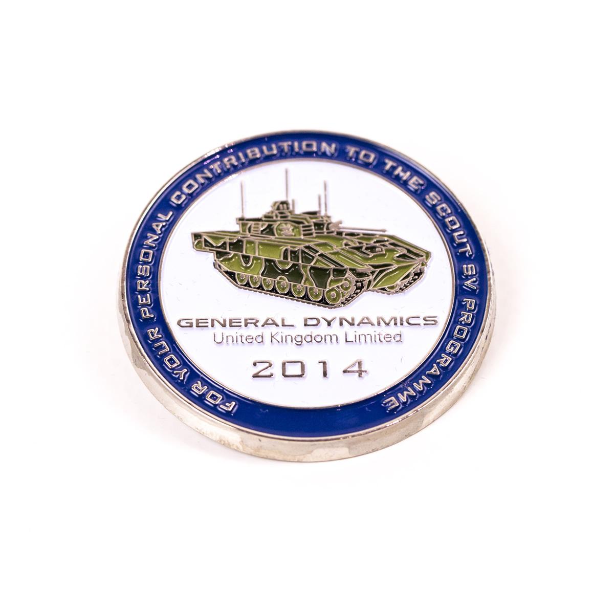 Custom Commemorative Coins | Medals - i4c Publicity Ltd