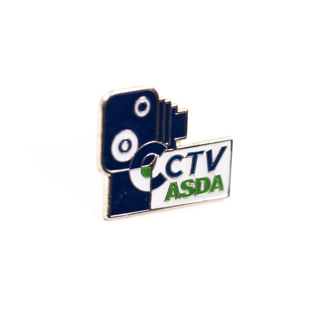 Asda CCTV blue badge