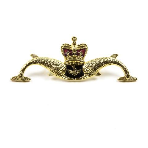 Traditional Hard Enamel Badge 8369