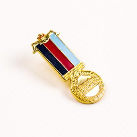 Help for Heroes Custom Badge 8481