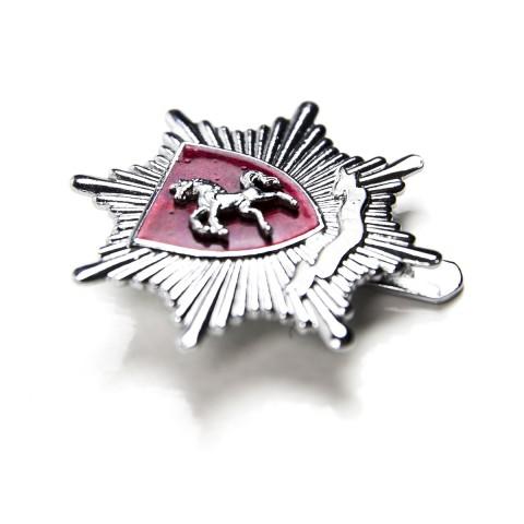 Enamelled Lapel Pin Badge F8365