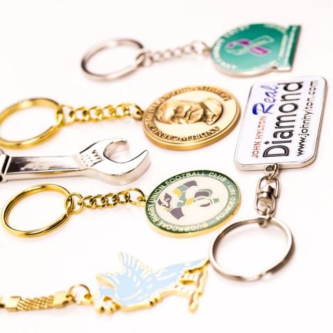 Custom Made Keychains 8719