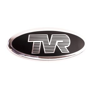 custom grill badges, custom car grill badges, silver finish Grill Badges