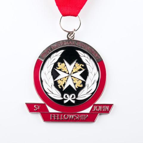Custom made Hard Enamel Medals 7977