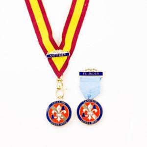 custom medals, personalised medals, enamel medals, Memorabilia