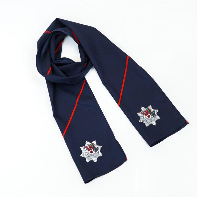 custom ladies scarves, personalised ladies scarves, school scarves