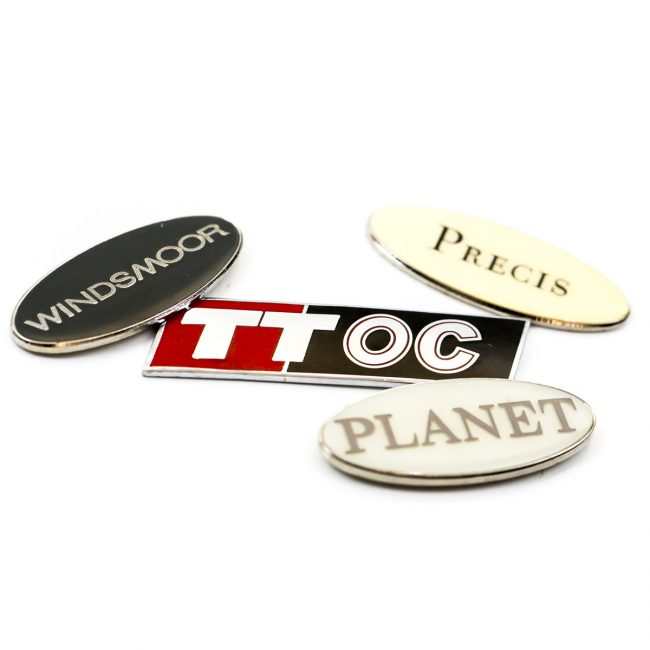 custom metal plates, personalised metal plates