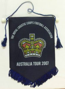 Australia Tour football pennants