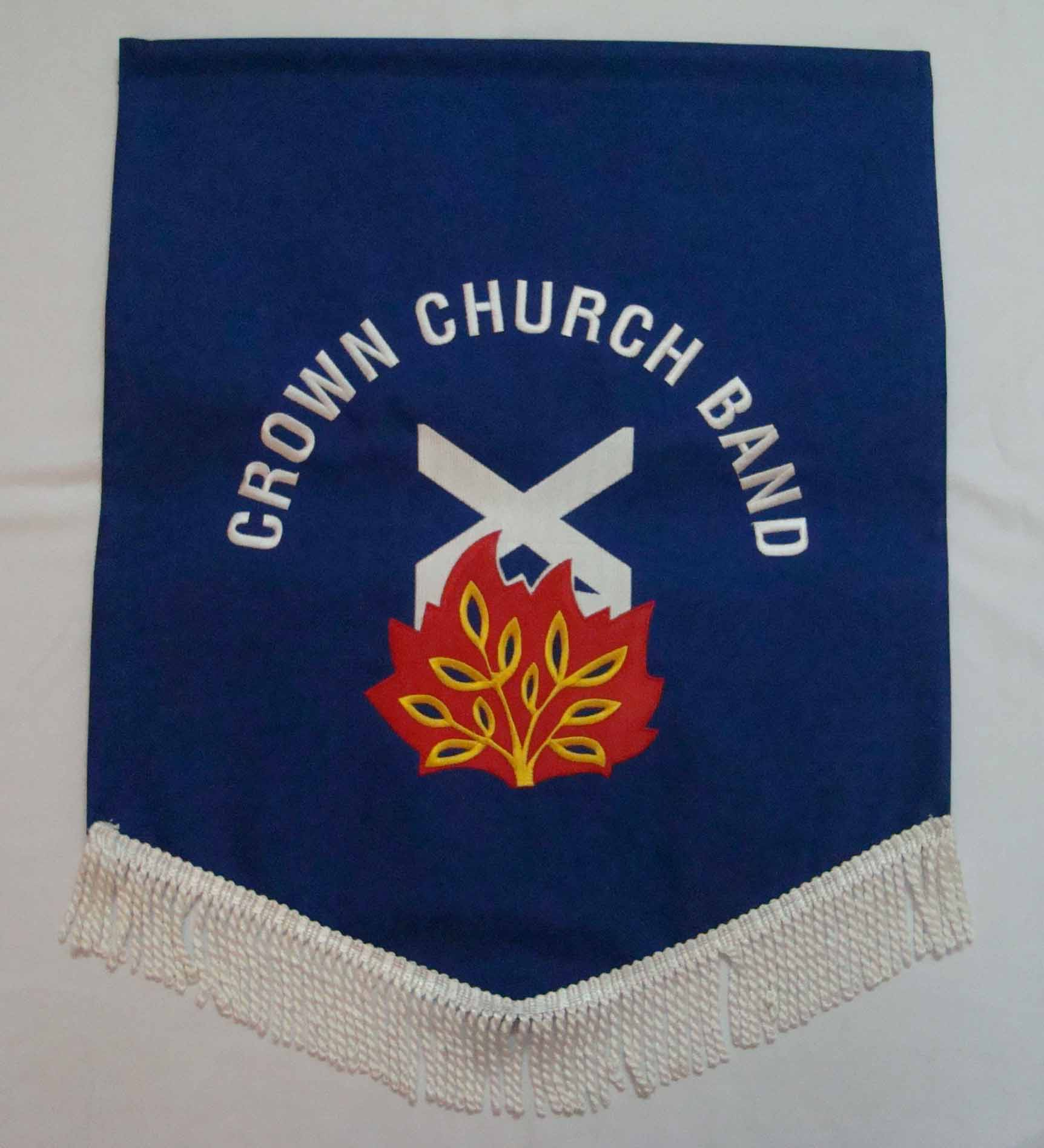 Custom Pennants, sports pennants, flags pennants, personalized pennants, music band pennants
