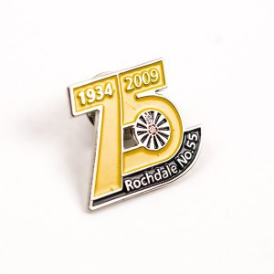 custom pin badges, personalised pin badges