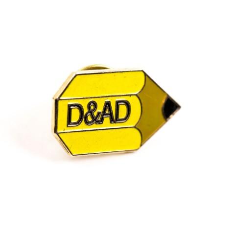 Custom D&AD Pin Badges 8479