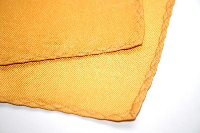 custom stitched pocket squares, personalised stitched pocket squares