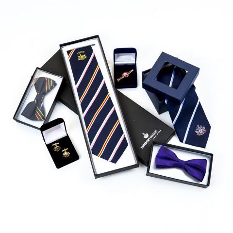 Custom Ties Presentation Box F8964