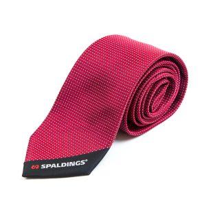 promotional ties, custom ties, personalised ties, polka dots tie