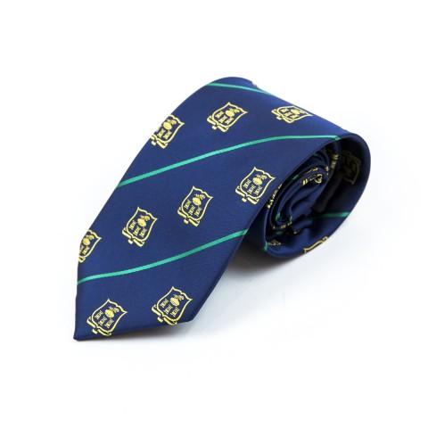 Blue regimental tie 8990