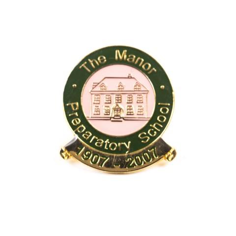 Manor's School Badge 8593