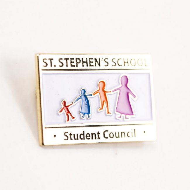 custom school badges, personalised school badges, bespoke school badges, school coouncil badges