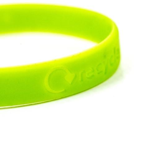 Custom Charity Wristbands 8934