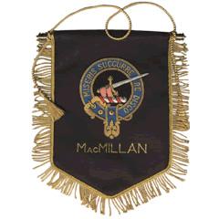 Custom Charity Pennants for Macmillan Fundraising