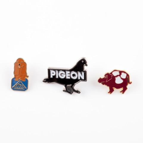 Pin Badges 8077