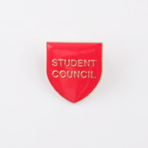 custom badges, personalised badges, student council pin badges