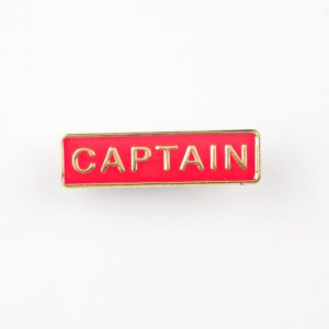 custom badges, personalised badges, school captain bar badges
