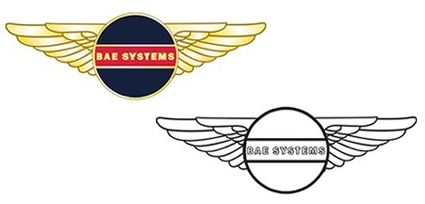 Bae Systems Corporate Badges 10