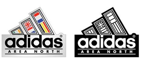 Adidas Metal Pin Badges 9