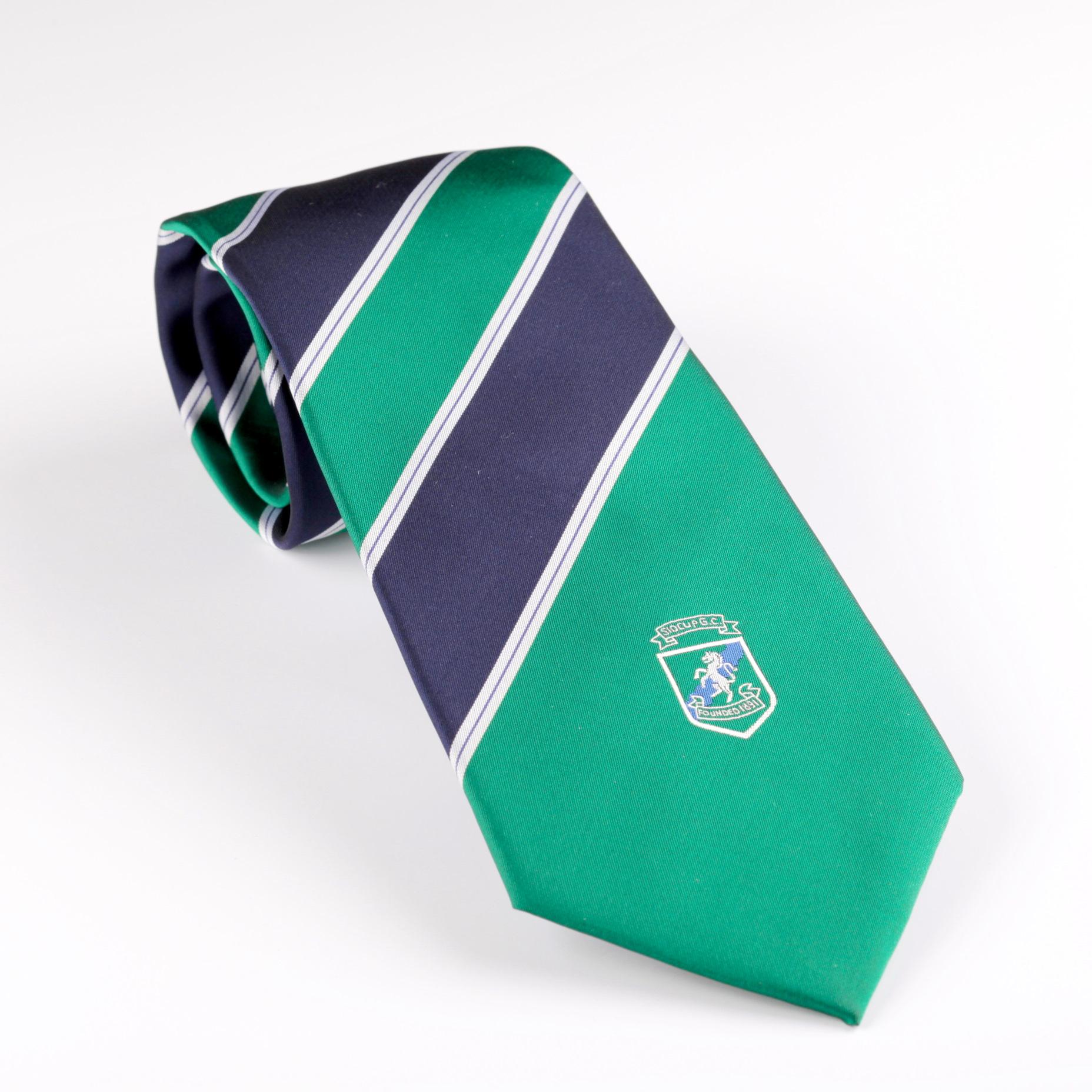 custom ties, personalised ties, bespoke ties, rugby club ties