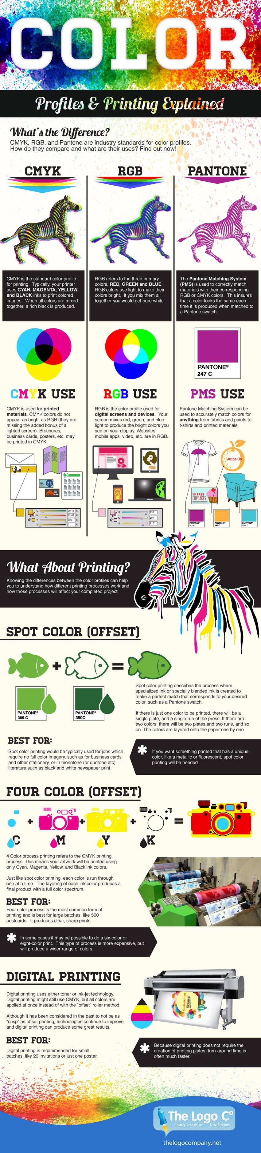 Colour: Profiles and Printing Explained