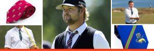 Custom Golf Ties, personalised, promotional merchandise