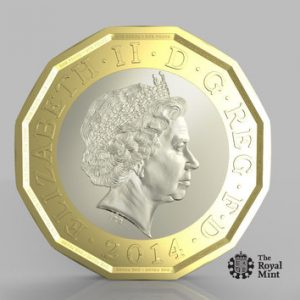 new pound coin, trolley tokens, trolley coins, keychains