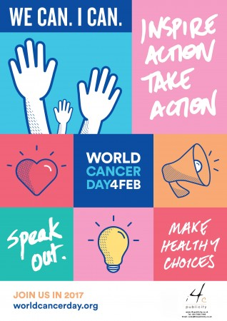 Cancer Awareness Day, i4c publicity ltd