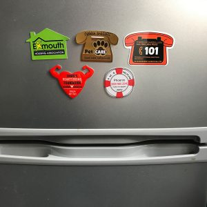 How to use custom, personalised Fridge magnets for your business