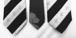 bespoke Skinny and Wide Ties, custom neckties, club ties, school ties, black ties