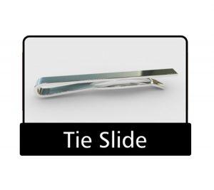 Tie slide