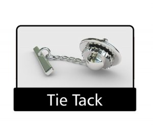 Tie tack image
