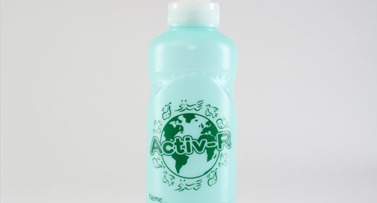 activ-R eco-friendly water bottle